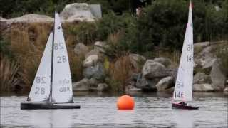 RC Yachts - Dartmoor Radio Sailing Club - 28/09/14