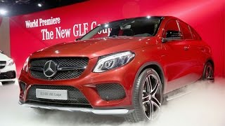 Mercedes Targets Younger Buyers With New GLE Coupe