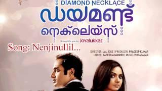 Nenjinullil - Diamond Necklace