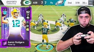 Aaron Rodgers Takes Us To The Playoffs! Madden 20 Ultimate Team Ep.18