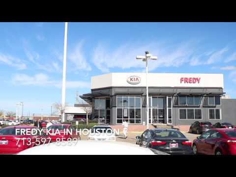 Fredy Kia Houston Dealership