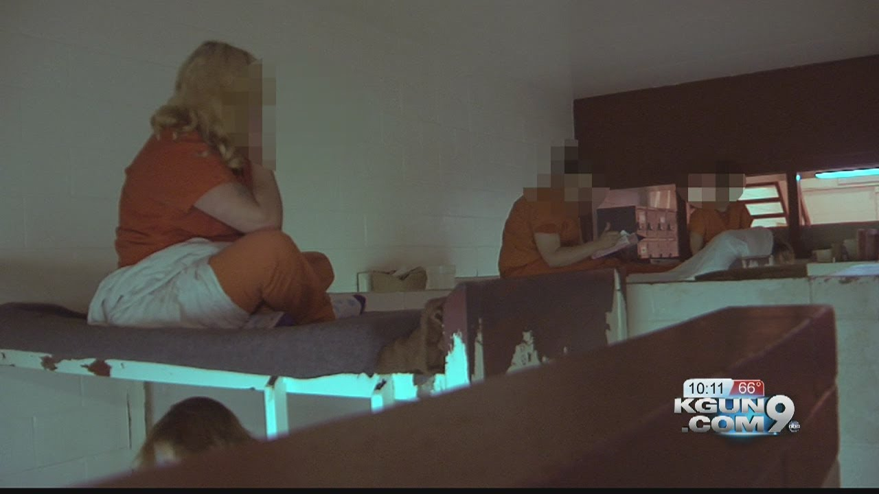 All Access Pass: Women working inside the Pima County Jail