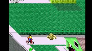 Paperboy 2 (SNES) - Highscore Run #1