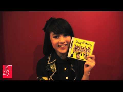 Heavy Rotation for you. JKT48 Keliling-keliling!