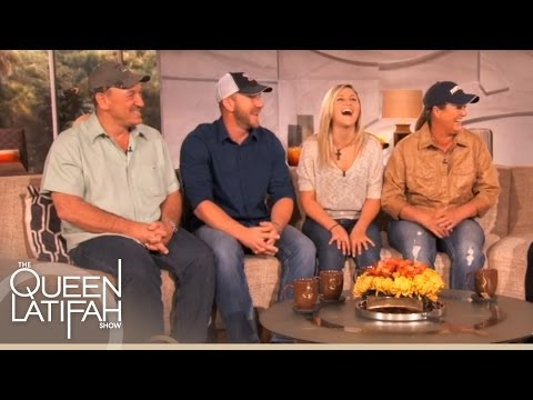 "The ""Swamp People"" Cast Chats"