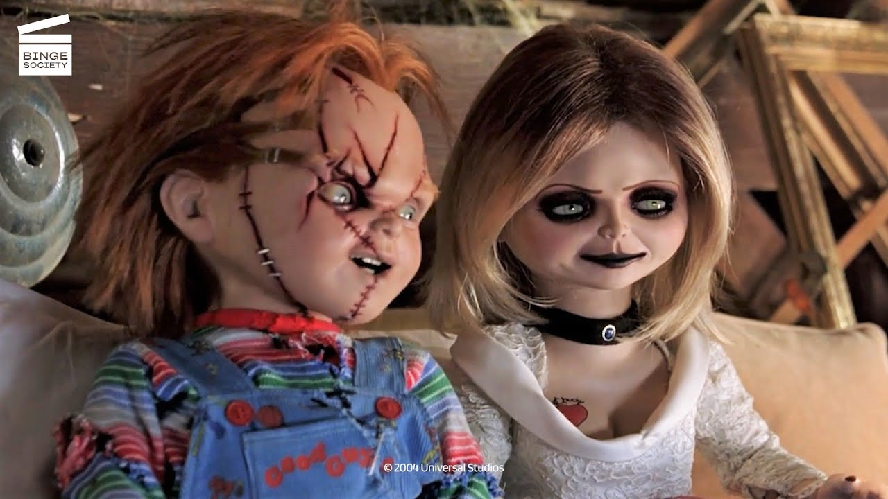 Download Seed of Chucky: A voodoo pregnancy HD CLIP