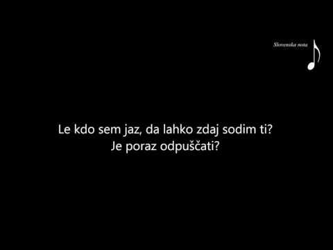 Yuhubanda in Katja Koren - Če je to slovo (Slovenska nota)