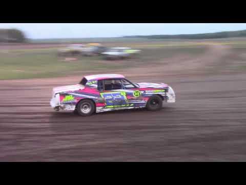Salina Speedway *Busch Light* IMCA Hobby Stocks 8-16-19
