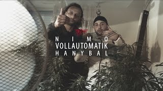 Nimo - VOLLAUTOMATIK feat. Hanybal (prod. von X-plosive) [Official 4K Video]