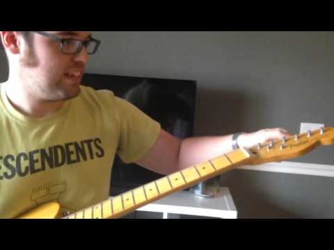 Chender telecaster and chibson les Paul unboxing