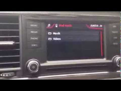 seat leon 5f video in ipod vim youtube. Black Bedroom Furniture Sets. Home Design Ideas