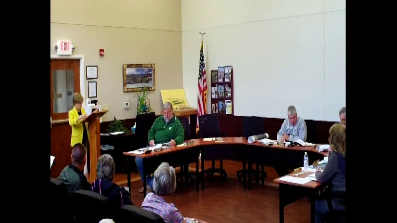 Dannemora Town Special Meeting  6-6-18