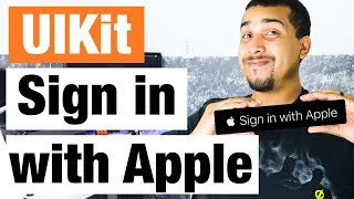 Gambar cover Sign In With Apple [UIKit] | Swift 5, Xcode 11