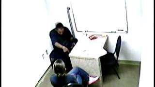 Police interview of suspects in teen