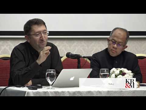 The Role of Atomism in Maturidi Kalam - Dr Mehmet Bulgen