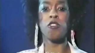 Rochelle - My Magic Man (rare 1985 R&B/Dance video)