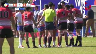LIVE: 30th SEA Games 2019 Rugby 7s Men's Pool Round 4 (8 December 2019)