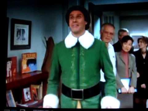 elf movie buddy sings