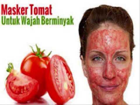 Cara Menghilangkan Bekas Jerawat Berlubang Dengan Tomat