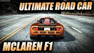 McLaren F1 - Ultimate Road Car - Need For Speed Hot Pursuit 2010