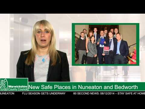 New Safe Places in Nuneaton and Bedworth