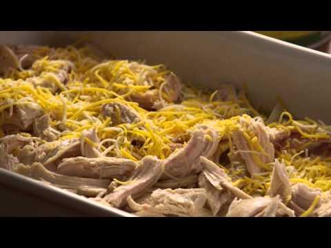 How To Make Green Chile Chicken Casserole | Allrecipes.com