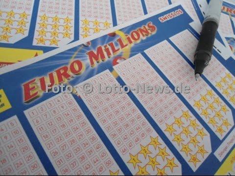 Aktuelle Jackpot Euromillion