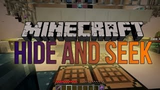 Minecraft : Mini Game - Hide And Seek (Saklambaç) #2