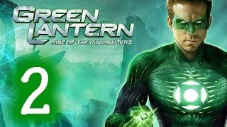 Green Lantern: Rise of the Manhunters [WB] - Yellow Fear Energy [Part 2]