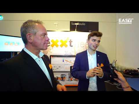 Interview with Matthias Klug and  Paul Eberhardt - STILL Gmbh @CeMAT / HANNOVER MESSE Preview 2018