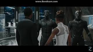 Black panther trailer #1