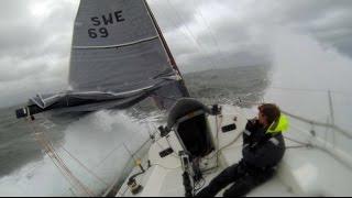 Göteborg Open Sea Race 2016 | J/111 Blur³