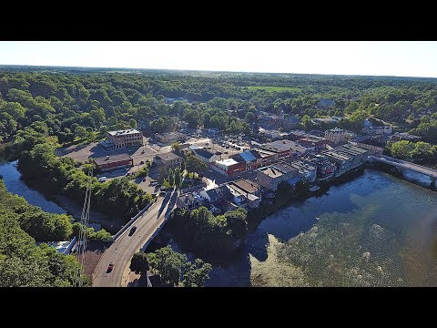 Visit Paris, Ontario - Canada's Prettiest Little Town With New Street Realty Team