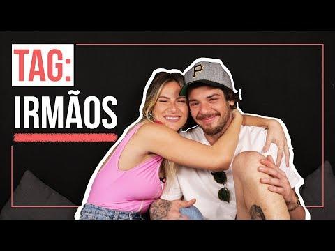 TAG IRMÃOS: GIO EWBANK E LUCA BALDACCONI L GIOH