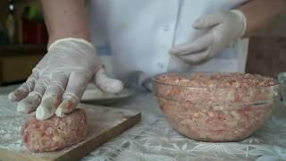 Котлеты из фарша , картофеля и сыра. Ну очень вкусно! #мынакухне