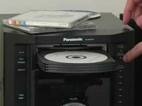 Mini System Panasonic Ak270