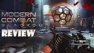 Modern Combat: Blackout (Switch) Review (Video Game Video Review)