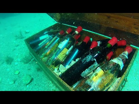 wine article Growers look to age wines gracefully underwater