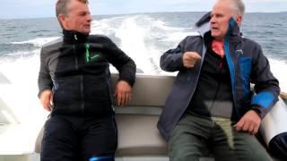 Egil Johansen s båt, 12. sept 2015