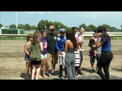 video thumbnail for MONMOUTH PARK 7-14-19 RACE 6