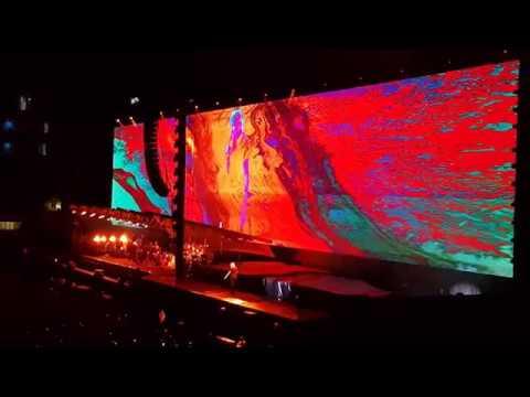 Pink Floyd - Roger Walters e seu polemico show em São Paulo
