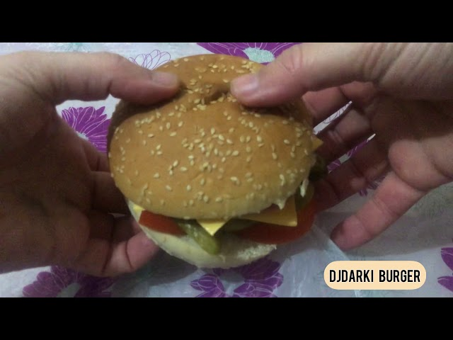 Burger by me :) $$$