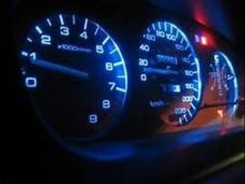 How To Replace Dash Lights In 1996-2000 Honda Civic FAST & EASY