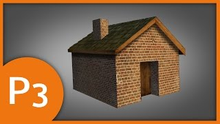 Photoshop Environment tutorial Part 3: Learn how to Render Realistic Structures in Photoshop