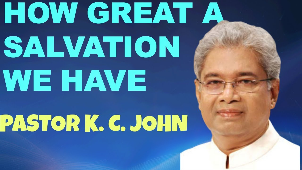 Malayalam Christian Message 2014; What a great salvation ...