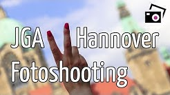 Junggesellinnenabschied JGA Fotoshooting Hannover: Die jungen Fotografen