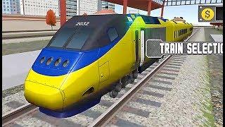 Real Train Driving Simulator: Railway Driver 2019 - Level 5