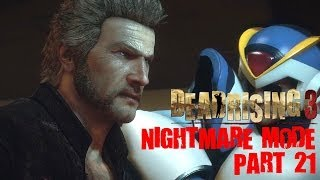 Dead Rising 3 Nightmare Mode Walkthrough Part 21 Ending With Commentary & Mega Man Outfit
