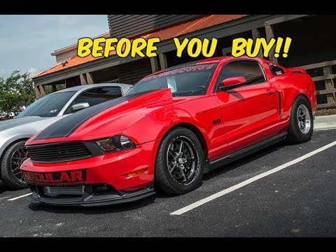 Watch This BEFORE You Buy an S197 Mustang GT (2010-2014)