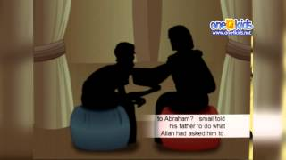 Ibrahim (as) sacrifices his son Ismail (as) - Storytime with Zaky | HD